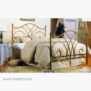 Wrought Iron Bed (FB017)