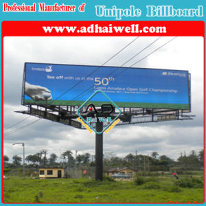 Outdoor Advertising Double Side Flag Billboard pictures & photos