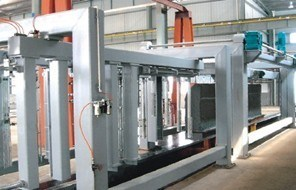 AAC Block (cutting machine) pictures & photos