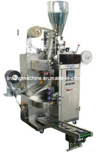 Inner and Outer Bag with Tag and Thread Packing Machine for Tea Bag pictures & photos