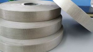 Nhj-S Double-Side Glass Phlogopite Mica Tape 0.14*30mm