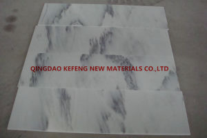Blue Sky White Marble Natural Stone for Decoration pictures & photos