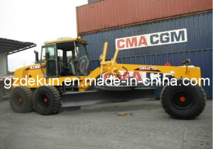 High Quality 215HP Gr215 XCMG Big Motor Grader with CE