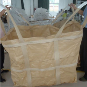Recycled Material Korea PP Ton Bag pictures & photos