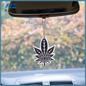 Custom Hanging Paper Car Air Freshener pictures & photos