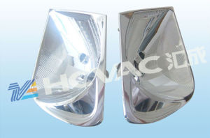 Auto Head Lamp Metallizing Machine with Sio2 System pictures & photos