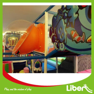 Indoor Playground Type and Plastic Playground Material Colorful Plastic Kids Playhouse pictures & photos