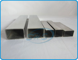 Stainless Steel Square & Rectangular Tubes