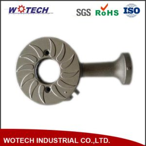 OEM Casting Aluminum Handles of Door Parts