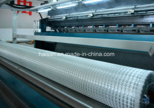 Self-Adhesive Fiberglass Geogrid pictures & photos