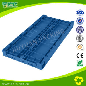 Foldable Plastic Crate for Home Use Auto Parts Industry etc pictures & photos