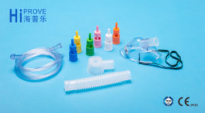 Medical Supply Oxygen Mask with Tubing pictures & photos