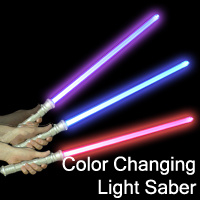 LED Sticks, Sticks, Changing Flashing Sword (Q1147R-G)