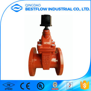 Cast Iron Water Gate Valve pictures & photos