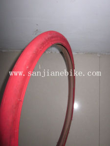 Bike Tyre Superior Quality Bicycle Tyre (SJTYRE-005)
