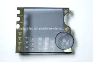 Semi-Transparent Cover Precision Mould/ Precision Mold Manufacturer (LW-10023) pictures & photos