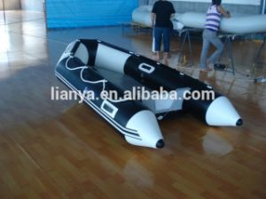 Liya 2m-3.6m PVC or Hypalon Heavy Duty Inflatable Boat pictures & photos
