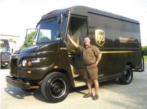 Courier Services From China to Germany by UPS