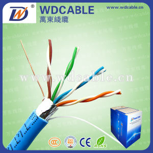 Double Shielded Cat5e LAN Cable