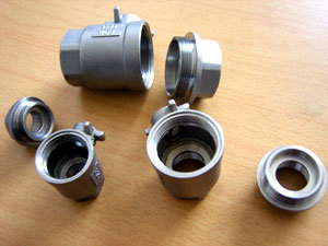 Stainless Steel Part for Pipes with ISO 16949 pictures & photos