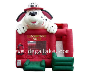 Residential Inflatable Mini Bouncy Castle pictures & photos