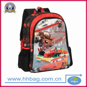 Cool Car Boy′s School Bag (YX-Sb-214)