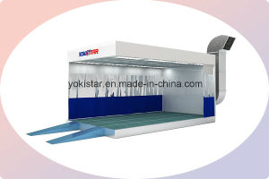 Car Prep Booth with Reasonabe Price and Excellent Quality pictures & photos