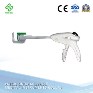 Reloadable Disposable Surgical Linear Suture Stapler pictures & photos