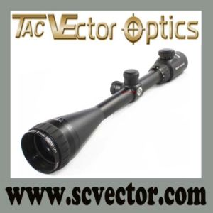 Vector Optics Warrior 6-24X50 Optical Tactical Rifle Scope 2014 Best Selling Hunting Equipment pictures & photos