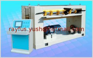 Hydraulic Shaftless Paper Reel Stand pictures & photos