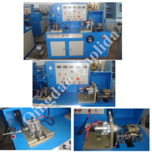 Automobile Alternator Starter Motor Test Bench pictures & photos