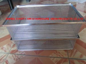 Bearing, Pipe Joint, Fastener, Auto Parts Cleaning Basket pictures & photos