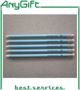 Wooden Pencil with Customized Logo and Color 23 pictures & photos