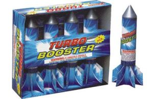Turbo Booster Missiles Fireworks pictures & photos