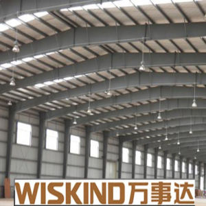 2017 Finished Light Steel Structure Plant pictures & photos