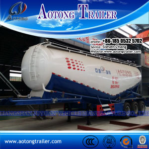 2015 China Attactive Price Tanker Semi Trailer for Bulk Cement pictures & photos