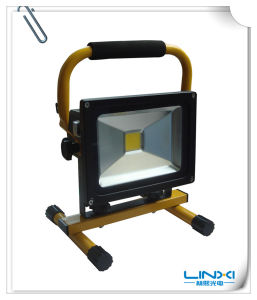 2014 Rechargeable and Dimmable LED Work Light with UL, CE RoHS