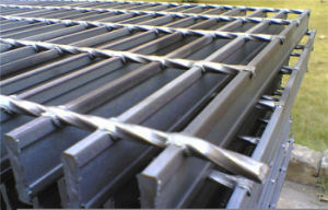 Steel Bar Grating, Trench Grating, Floor Grating pictures & photos