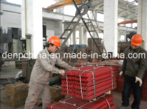Mandibula Movil Mn13cr2 Jaw Plate Jaw Crusher Parts pictures & photos