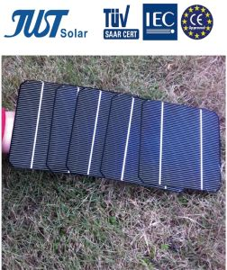 Best Selling 5 Inch Mono Solar Cell with Low Price pictures & photos