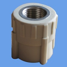 Factory Price PPR Female Threaded Coupling for Water Supply pictures & photos