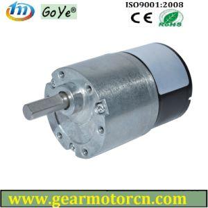 Gyb37-a 37mm Round 10V-14V DC Brushless Gear Motor