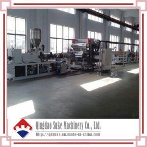 Pet Transparent Sheet Production Extrusion Line Machine (SJ90) pictures & photos