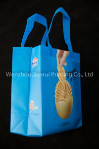 PP Shopping Non-Woven Promotion Bag with Handle