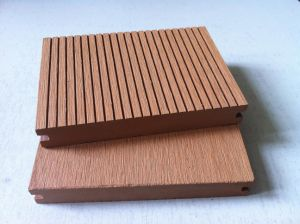 Solid Wood Plastic Deck pictures & photos