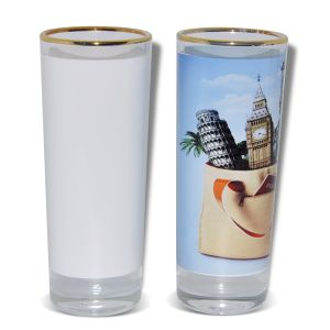 Blank Sublimation Glass Beer Mug by Freesub pictures & photos