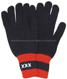 Knitted Gloves (SH12-2G002) pictures & photos