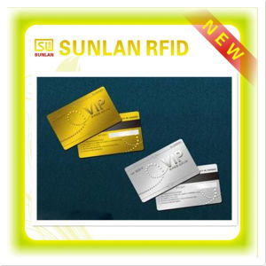 ISO Standard Contact / Contactless RFID Smart Cards / Nfc Card pictures & photos