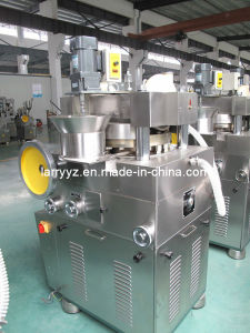 Zp19b Rotary Salt Tablet Press & Tablet Compression Machine pictures & photos