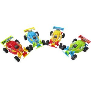 New Plastic Pull Back Toy Formula Car Toy pictures & photos